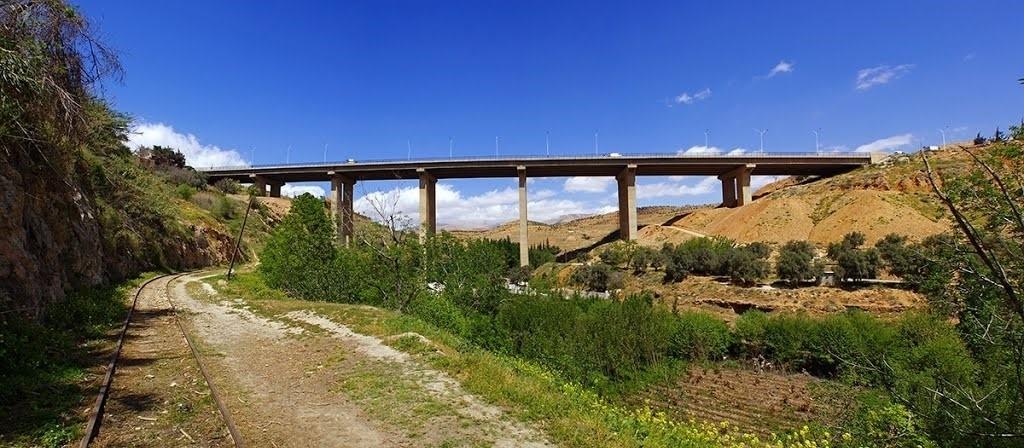 جسر الهامة في دمشق
